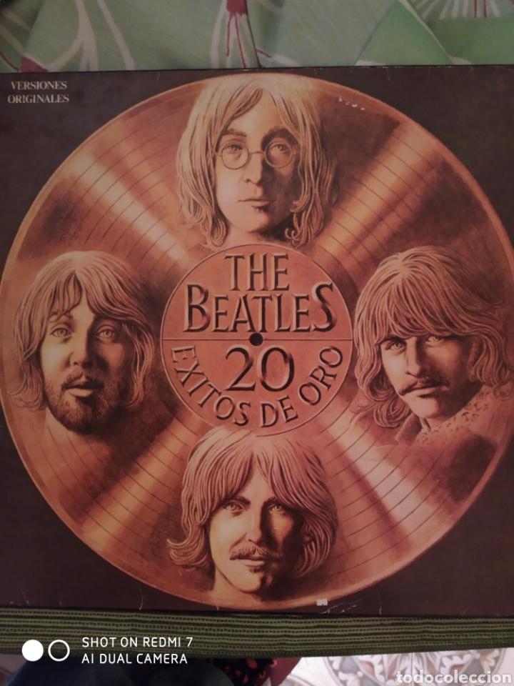 BEATLES. 20 ÉXITOS DE ORO. (Música - Discos - LP Vinilo - Rock & Roll)