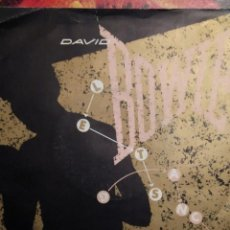 Dischi in vinile: DAVID BOWIE: LETS DANCE , CAP PEOPLE, EDICION FRANCESA. Lote 237912500