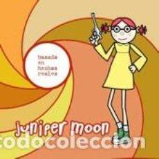 Discos de vinilo: JUNIPER MOON BASADO EN HECHOS REALES EP VINILO NARANJA NUEVO. Lote 237918740
