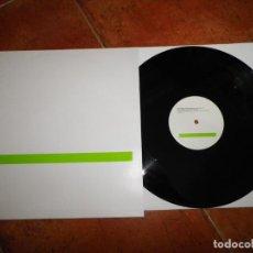 Discos de vinilo: NEW ORDER CRYSTAL MAXI SINGLE VINILO PROMO 2001 UK CONTIENE 2 TEMAS. Lote 237927155