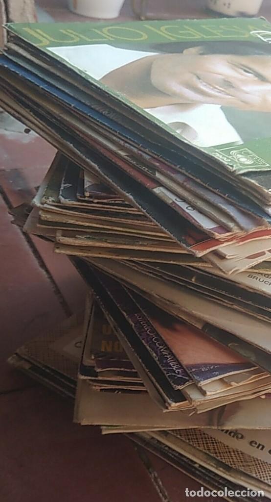 Discos de vinilo: LOTE 72 DISCOS ARTISTAS ESPAÑOLES ( LOS PAYOS, RAPHAEL, MOCEDADES, MANZANITA, AUTE, LOS TNT, ETC - Foto 2 - 237936385