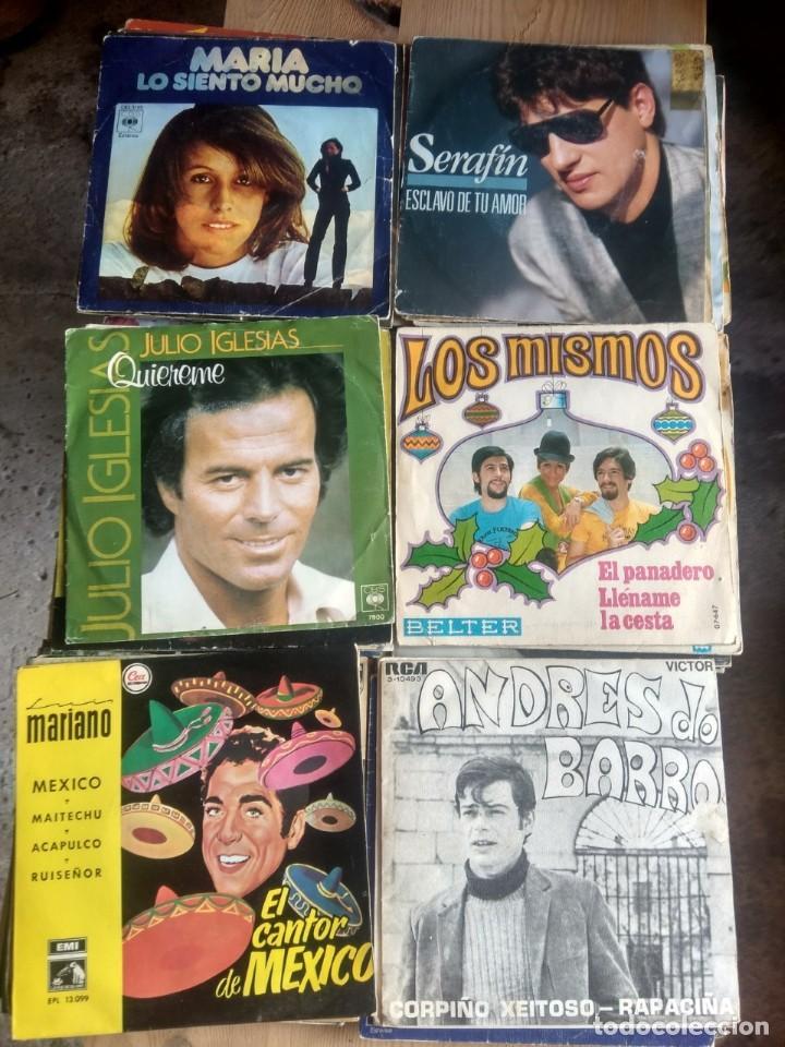 Discos de vinilo: LOTE 72 DISCOS ARTISTAS ESPAÑOLES ( LOS PAYOS, RAPHAEL, MOCEDADES, MANZANITA, AUTE, LOS TNT, ETC - Foto 12 - 237936385