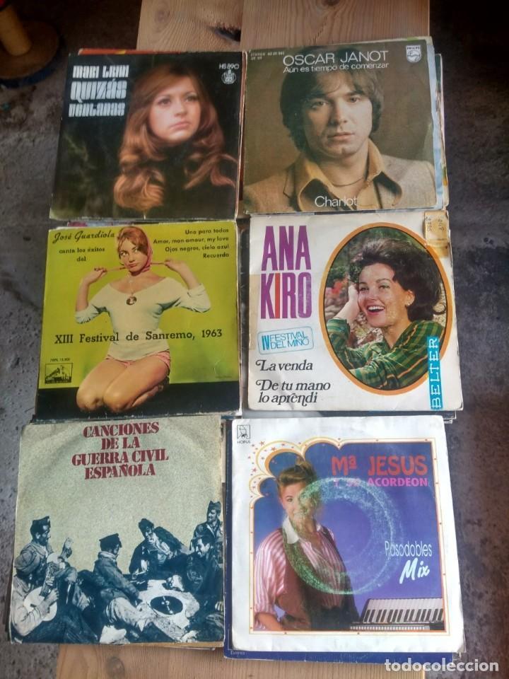 Discos de vinilo: LOTE 72 DISCOS ARTISTAS ESPAÑOLES ( LOS PAYOS, RAPHAEL, MOCEDADES, MANZANITA, AUTE, LOS TNT, ETC - Foto 13 - 237936385