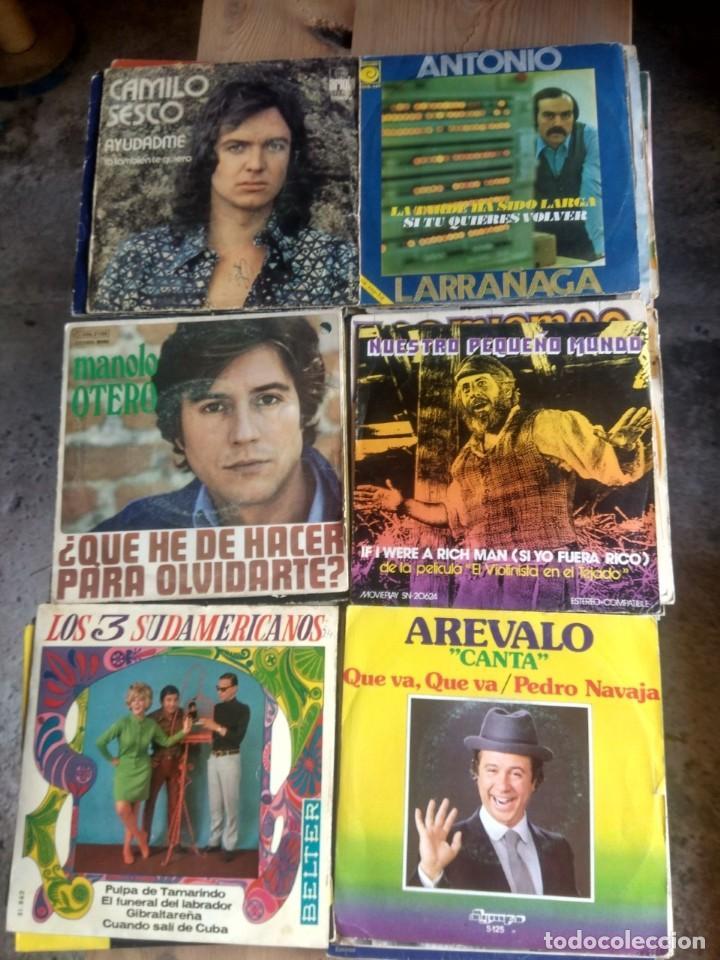 Discos de vinilo: LOTE 72 DISCOS ARTISTAS ESPAÑOLES ( LOS PAYOS, RAPHAEL, MOCEDADES, MANZANITA, AUTE, LOS TNT, ETC - Foto 14 - 237936385