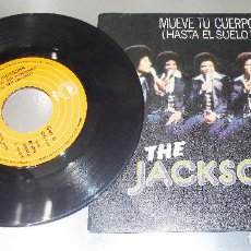 Discos de vinilo: THE JACKSONS --- SHAKE YOUR BODY & THAT´S WHAT YOU GET ----- VG+. Lote 237938115