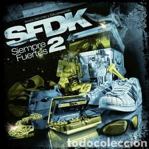 Discos de vinilo: SFDK -Siempre Fuertes - Doble LP vinilo nuevo precintado - Hip Hop - Foto 2 - 237941110