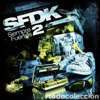 SFDK -SIEMPRE FUERTES - DOBLE LP VINILO NUEVO PRECINTADO - HIP HOP (Música - Discos - LP Vinilo - Rap / Hip Hop)