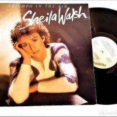 Discos de vinilo: VINILO SHEILA WASH. Lote 237954420