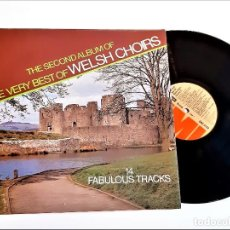 Discos de vinilo: VINILO WELSH CHOIRS. Lote 237954910