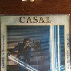 Discos de vinilo: TINO CASAL - EMBRUJADA MAXI SINGLE 1983 (EMI ODEON). Lote 237991680
