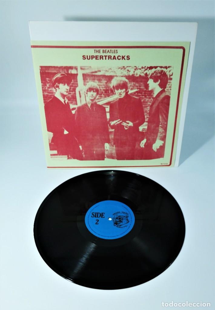THE BEATLES – SUPERTRACKS -GREAT AND A RARE COLLECTOR'S ITEM FOR SALE- (Música - Discos - LP Vinilo - Pop - Rock Internacional de los 50 y 60)