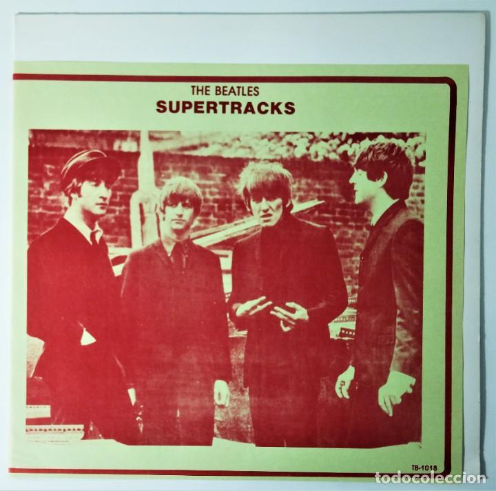 Discos de vinilo: The Beatles – Supertracks -Great and a rare collectors item for sale- - Foto 2 - 237992595