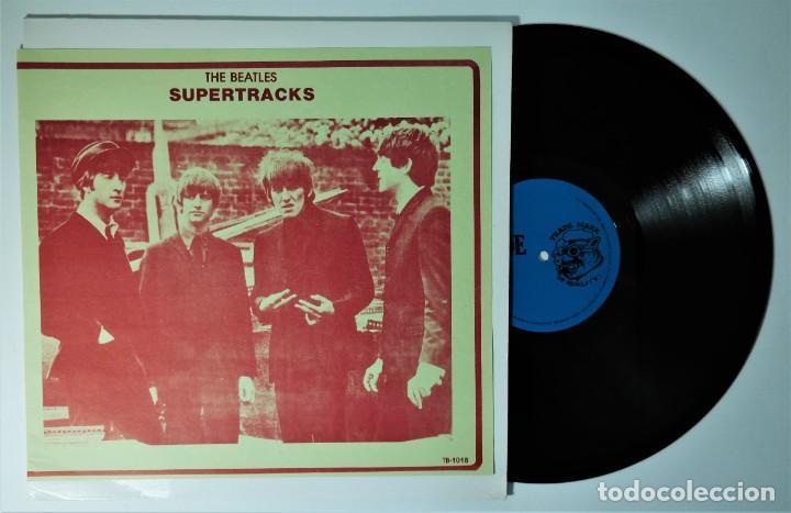 Discos de vinilo: The Beatles – Supertracks -Great and a rare collectors item for sale- - Foto 5 - 237992595