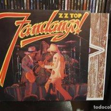 Dischi in vinile: ZZ TOP - FANDANGO!. Lote 237994180