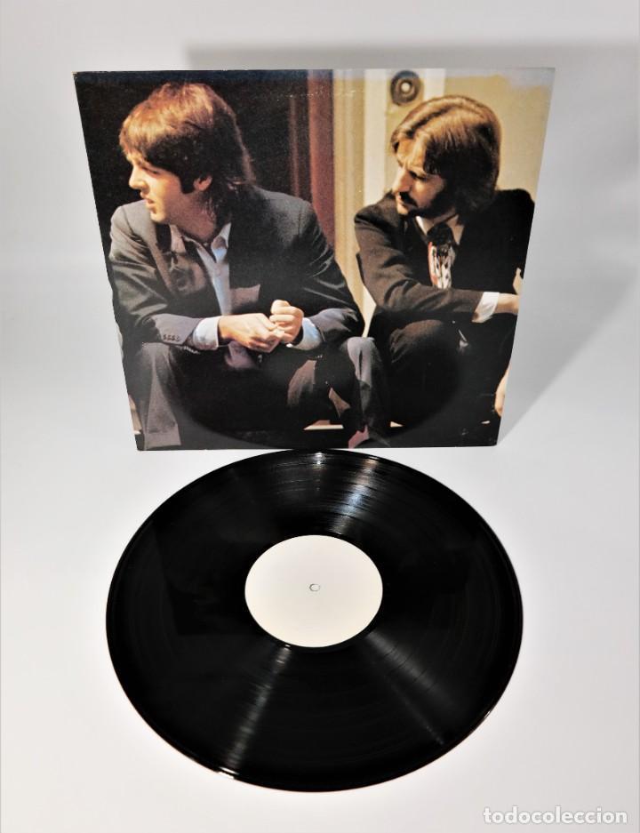 THE BEATLES – NO. 3 ABBEY ROAD NW8 / COLLECTORS RECORD (WHITE LABEL-VERSION ) (Música - Discos de Vinilo - EPs - Pop - Rock Internacional de los 50 y 60)