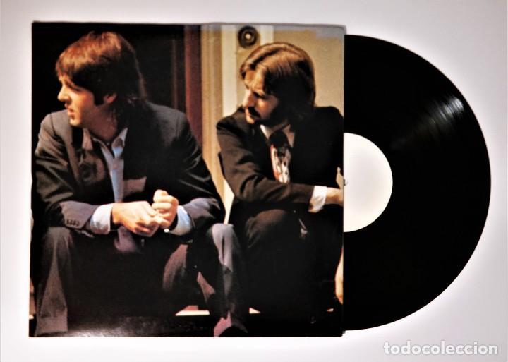 Discos de vinilo: The Beatles – No. 3 Abbey Road NW8 / Collectors Record (white label-version ) - Foto 2 - 238002500
