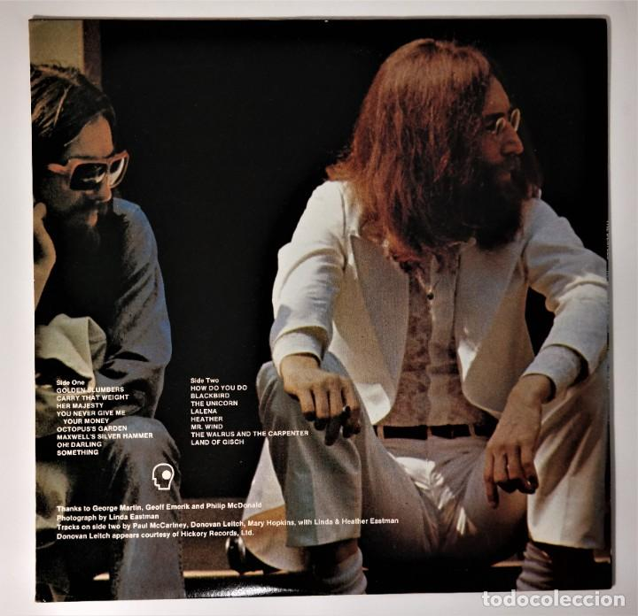 Discos de vinilo: The Beatles – No. 3 Abbey Road NW8 / Collectors Record (white label-version ) - Foto 4 - 238002500