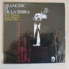 Discos de vinil: FRANCESC PI DE LA SERRA (ELS SETZE JUTGES) – CANTA LES SEVES CANÇONS (II) EP 1964 EDIGSA COMO NUEVO. Lote 238003405