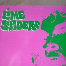 Discos de vinilo: LIME SPIDERS 1989 VIRGIN RECORDS.... AUSTRALIA. Lote 238007595