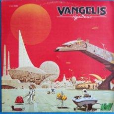 Discos de vinilo: VANGELIS - HYPOTHESIS (LP, ALBUM) (1978/ES). Lote 238008830