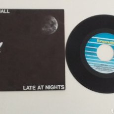 Discos de vinilo: SINGLE VINILO PAM HALL. Lote 238059505