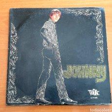 Discos de vinilo: LP - JOHNNY TEDESCO - JOHNNY (ARGENTINA - VIK - 1966) TOP GARAGE BEAT! SU LP MÁS RARO!. Lote 238063645