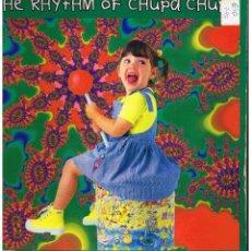 Discos de vinilo: D.J.C.C. - THE RHYTHMOF CHUPA CHUPA - MAXI SINGLE 1995 - ED. ESPAÑA. Lote 287702258