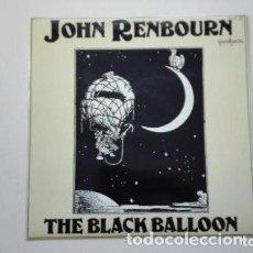 Disques de vinyle: JOHN RENBOURN LP THE BLACK BALLOON TRANSATLANTIC GUIMBARDA 1980 GS-11.037 F. Lote 238087405