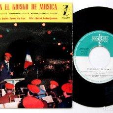 Discos de vinilo: MÚSICA VASCA - EN EL KIOSKO DE MÚSICA - EP DUCRETET THOMSON / ZAFIRO 1962 BPY. Lote 238106170