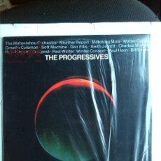 Discos de vinilo: THE PROGRESSIVES VARIOS 2 LPS GATEFOLD 1973 ROCK PROGRESIVO. Lote 238108415