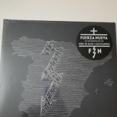 Disques de vinyle: FUERZA NUEVA – FUERZA NUEVA EL EJÉRCITO ROJO – EER 45, EL EJÉRCITO ROJO – EER45 2019. Lote 238052220
