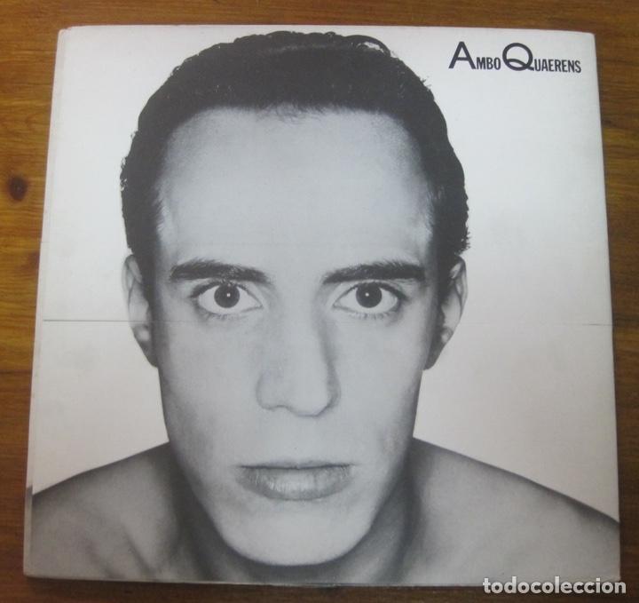 AMBO QUAERENS–AMBO QUAERENS LP ED. PROMO (Música - Discos - LP Vinilo - Otros estilos)