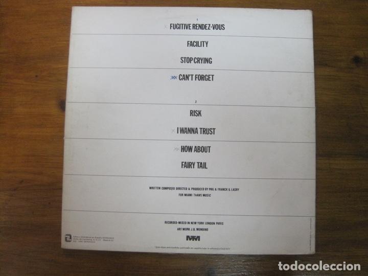 Discos de vinilo: Ambo Quaerens–Ambo Quaerens lp Ed. promo - Foto 2 - 238130240