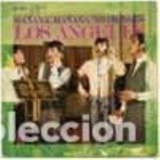 Discos de vinil: LOS ÁNGELES MAÑANA MAÑANA / NO PIENSES. Lote 238148785