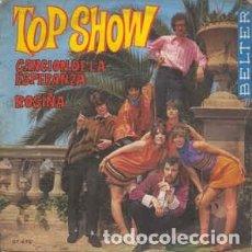 Discos de vinilo: TOP SHOW CANCIÓN DE LA ESPERANZA / ROSIÑA. Lote 238149810