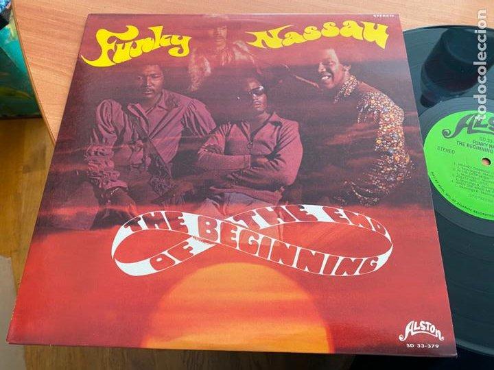 THE BEGINNING OF THE END (FUNKY NASSAU) LP USA SD-33-379 (B-20) (Música - Discos - LP Vinilo - Funk, Soul y Black Music)