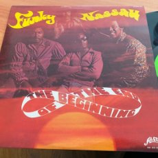 Discos de vinilo: THE BEGINNING OF THE END (FUNKY NASSAU) LP USA SD-33-379 (B-20). Lote 238151950
