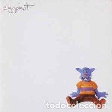 Discos de vinilo: EGGPLANT CATBOY LP VINILO BLANCO NUEVO ELEFANT. Lote 238155610