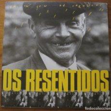 Disques de vinyle: OS RESENTIDOS–FAI UN SOL DE CARALLO LP. Lote 238183350