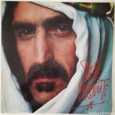 Discos de vinilo: FRANK ZAPPA - SHEIK YERBOUTI - 2 LP PORTADA ABIERTA. Lote 238185130