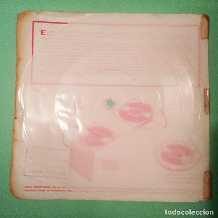 Discos de vinilo: SINGLE FLEXIBLE SCHUBERT, HAYDN 1962 2 TEMAS 33 R.P.M.- LIMPIO TRATADO CON ALCOHOL ISOPROPÍLICO - D3 - Foto 2 - 238185440