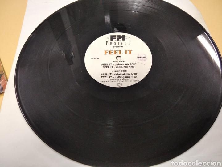 Discos de vinilo: P FPI Project Feel It maxi single - Foto 3 - 238203390