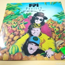 Discos de vinilo: P FPI PROJECT FEEL IT MAXI SINGLE. Lote 238203390