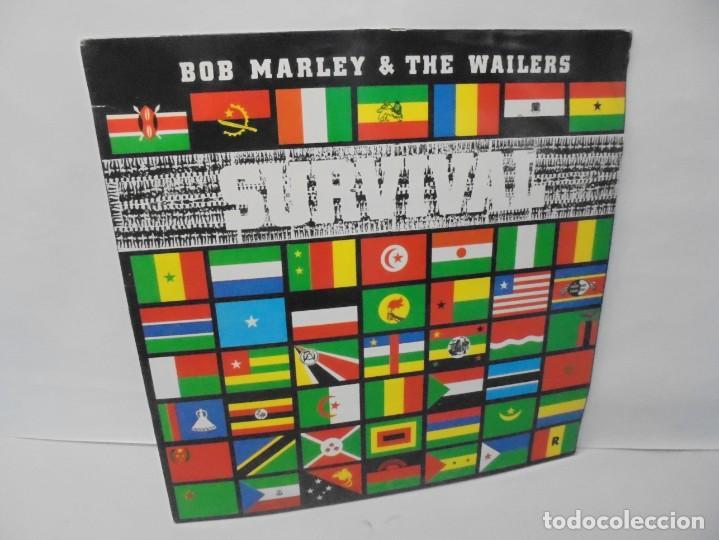 BOB MARLEY & THE WAILERS. LP VINILO. DISCOGRAFIA ARIOLA EURODISC. 1979 (Música - Discos - LP Vinilo - Reggae - Ska)