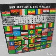 Discos de vinilo: BOB MARLEY & THE WAILERS. LP VINILO. DISCOGRAFIA ARIOLA EURODISC. 1979. Lote 238242920