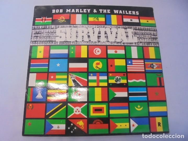 Discos de vinilo: BOB MARLEY & THE WAILERS. LP VINILO. DISCOGRAFIA ARIOLA EURODISC. 1979 - Foto 2 - 238242920
