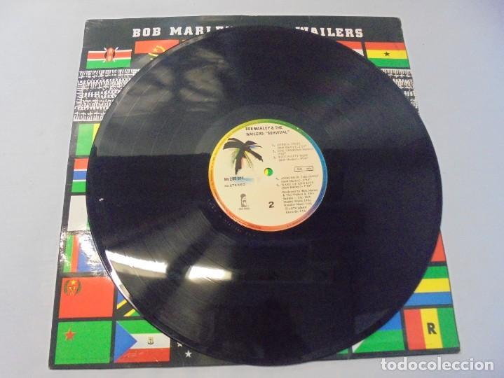 Discos de vinilo: BOB MARLEY & THE WAILERS. LP VINILO. DISCOGRAFIA ARIOLA EURODISC. 1979 - Foto 3 - 238242920
