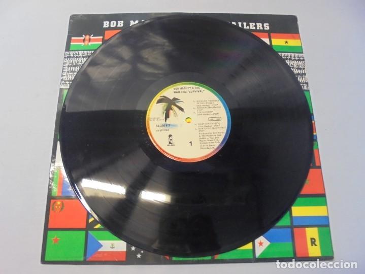 Discos de vinilo: BOB MARLEY & THE WAILERS. LP VINILO. DISCOGRAFIA ARIOLA EURODISC. 1979 - Foto 5 - 238242920