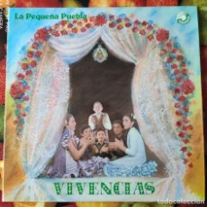 Discos de vinilo: LIQUIDACION LP EN PERFECTO ESTADO - LA PEQUEÑA PUEBLA_VIVENCIAS (AÑO OCHENTAS). Lote 238254985