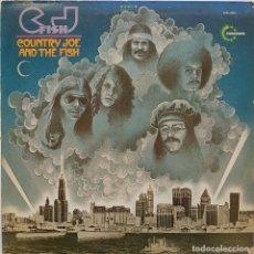 Discos de vinilo: COUNTRY JOE AND THE FISCH. RAREZA. EDICIÓN DE VANGUARD EN USA. 1970.. Lote 238286195